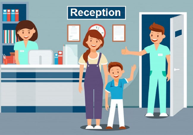 Medical Receptionist Duties - UPbook