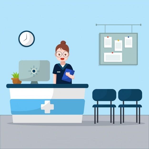 Essential Medical Receptionist Duties - UPbook