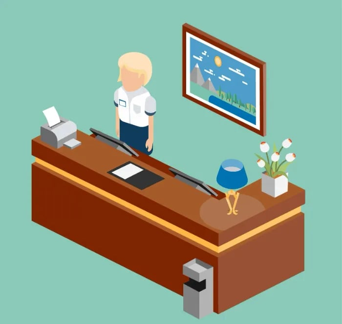 Front Desk Scoring is an Essential Component of Success - UPbook