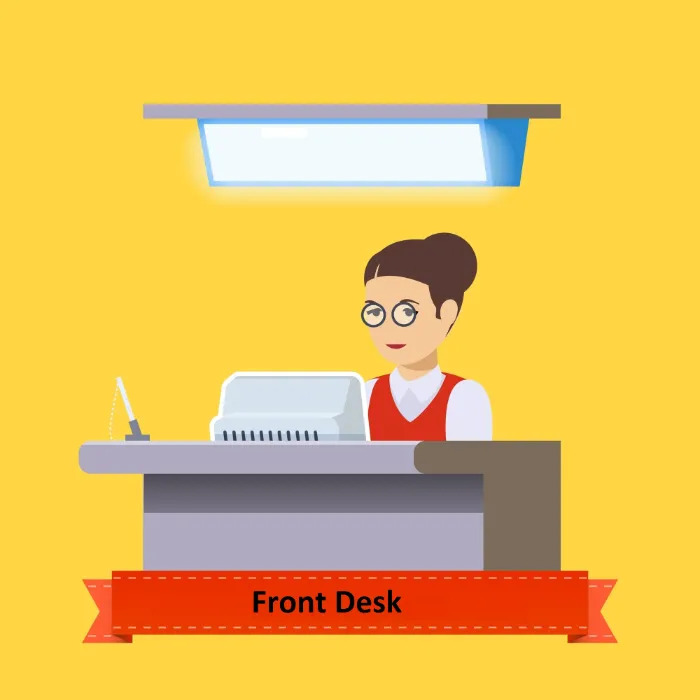 Receptionist Training Manual - UPbook