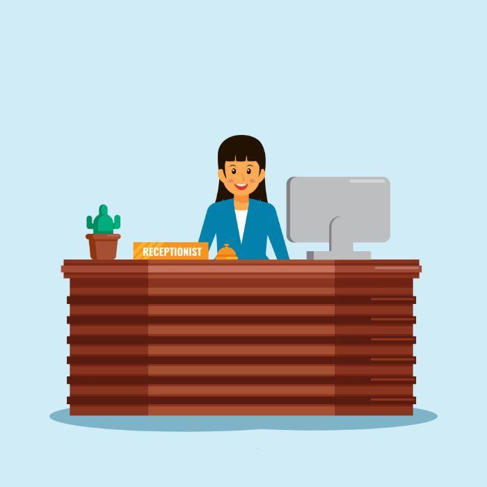Front Desk Staff Members - UPbook