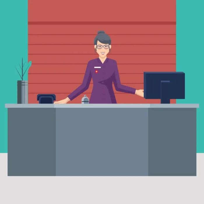 Medical Receptionist Opening - UPbook
