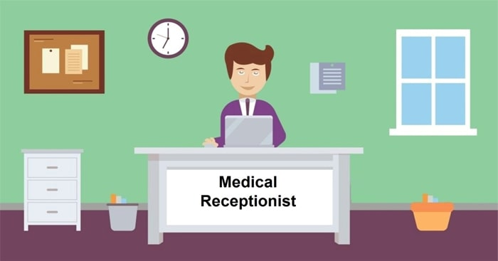 Medical Receptionist - UPbook