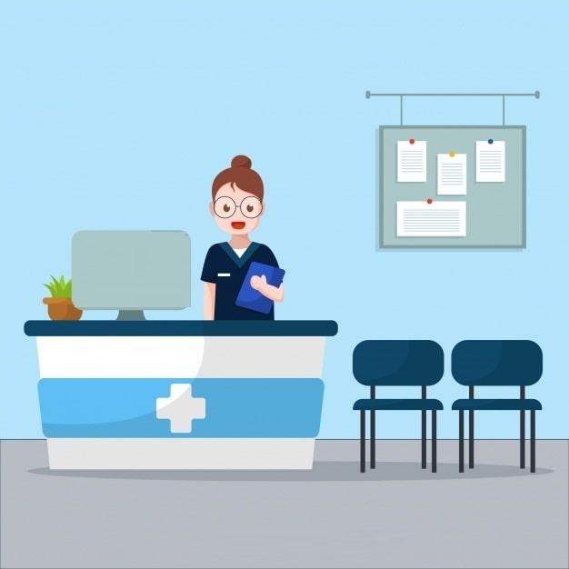 Dental Receptionist Duties - UPbook