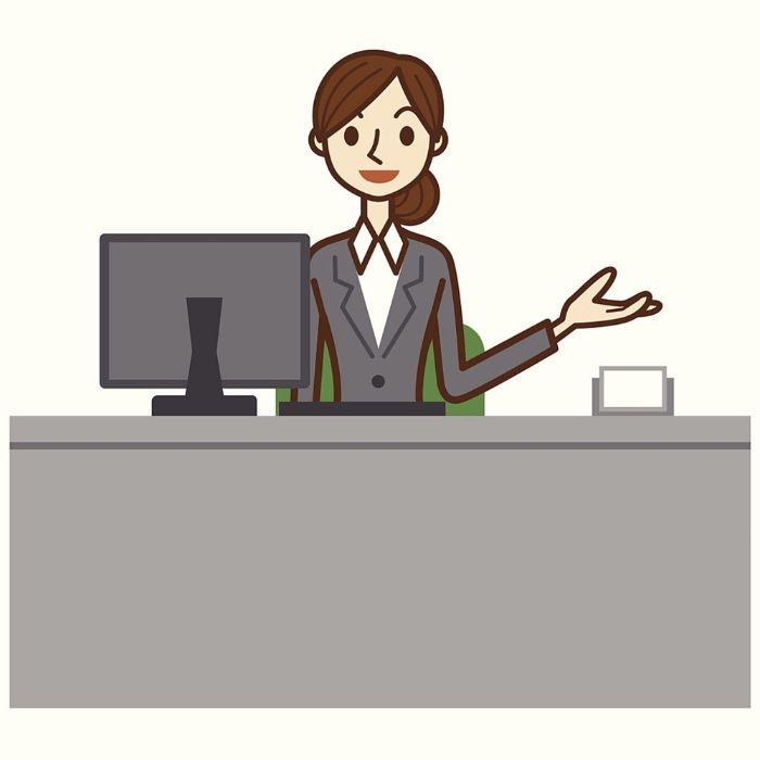 Front Desk Receptionist Etiquette - UPbook