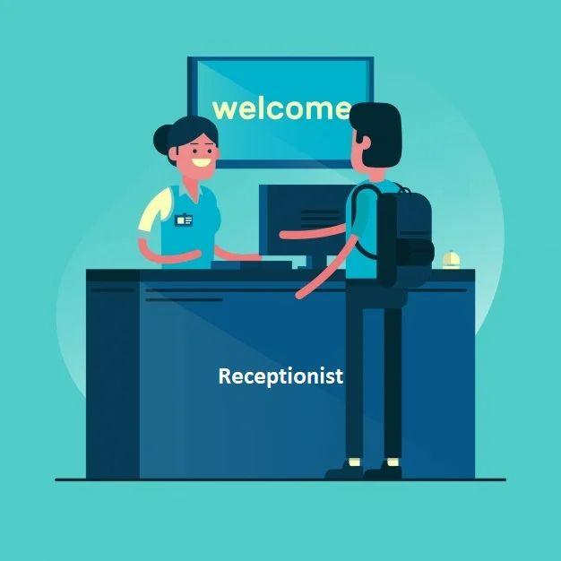 Receptionist Responsibilities Impact Your Business - UPbook