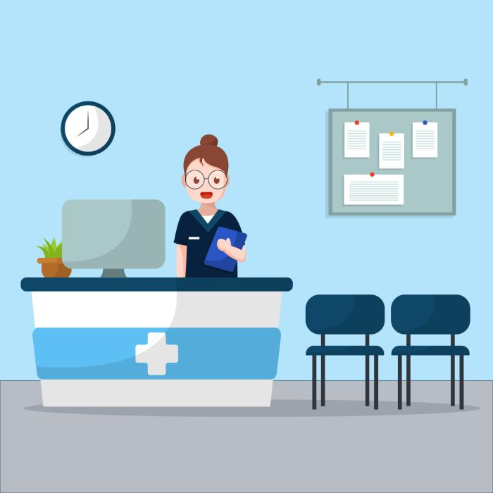 Medical Receptionist Skills - UPbook