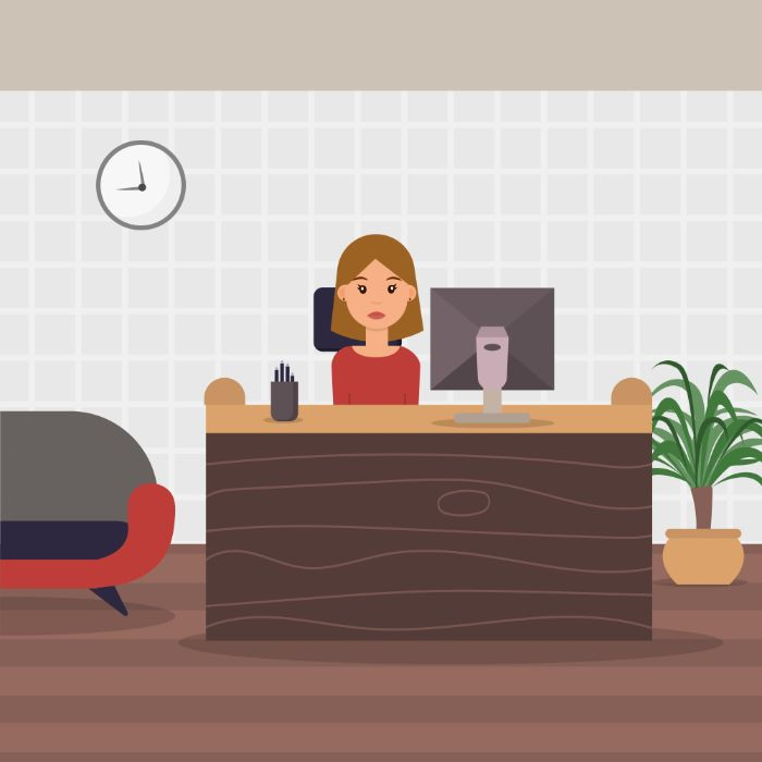 Front Desk Safety and Security - UPbook
