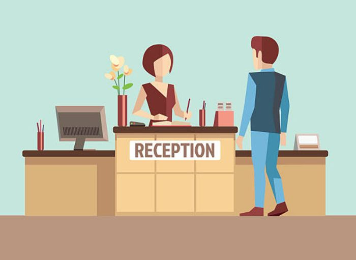 What skills should a medical receptionist have? - UPbook