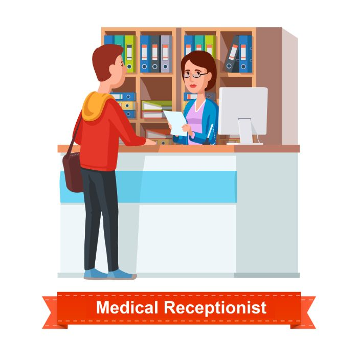 Medical Receptionist Training - UPbook