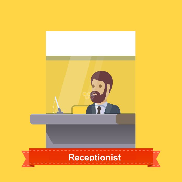 Receptionist Responsibilities - UPbook