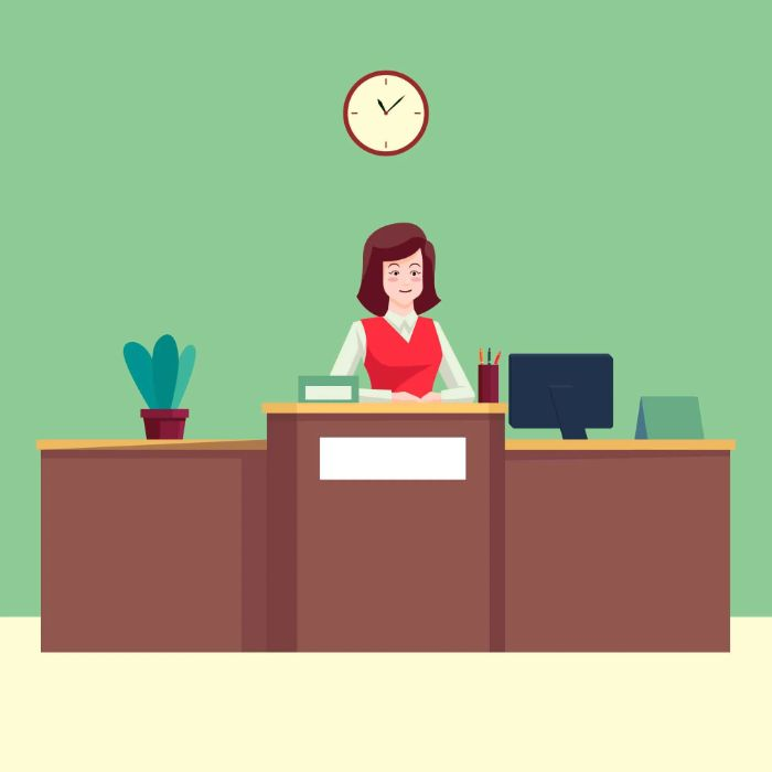 Front Desk - UPbook