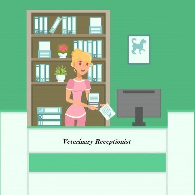 Veterinary Receptionist Training - UPbook