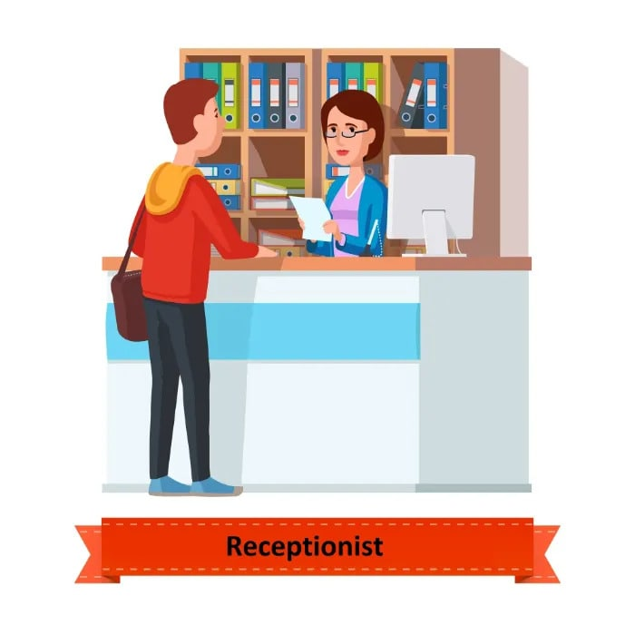Veterinary Receptionist - UPbook